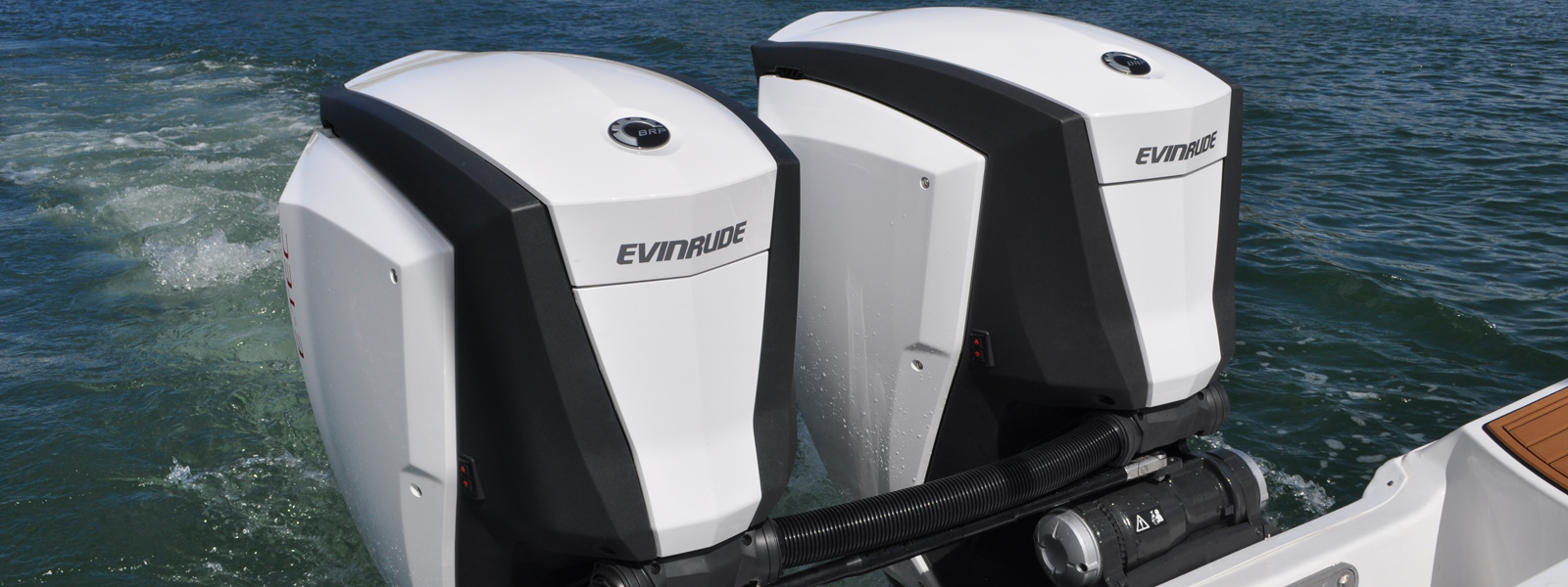Stacer and Evinrude