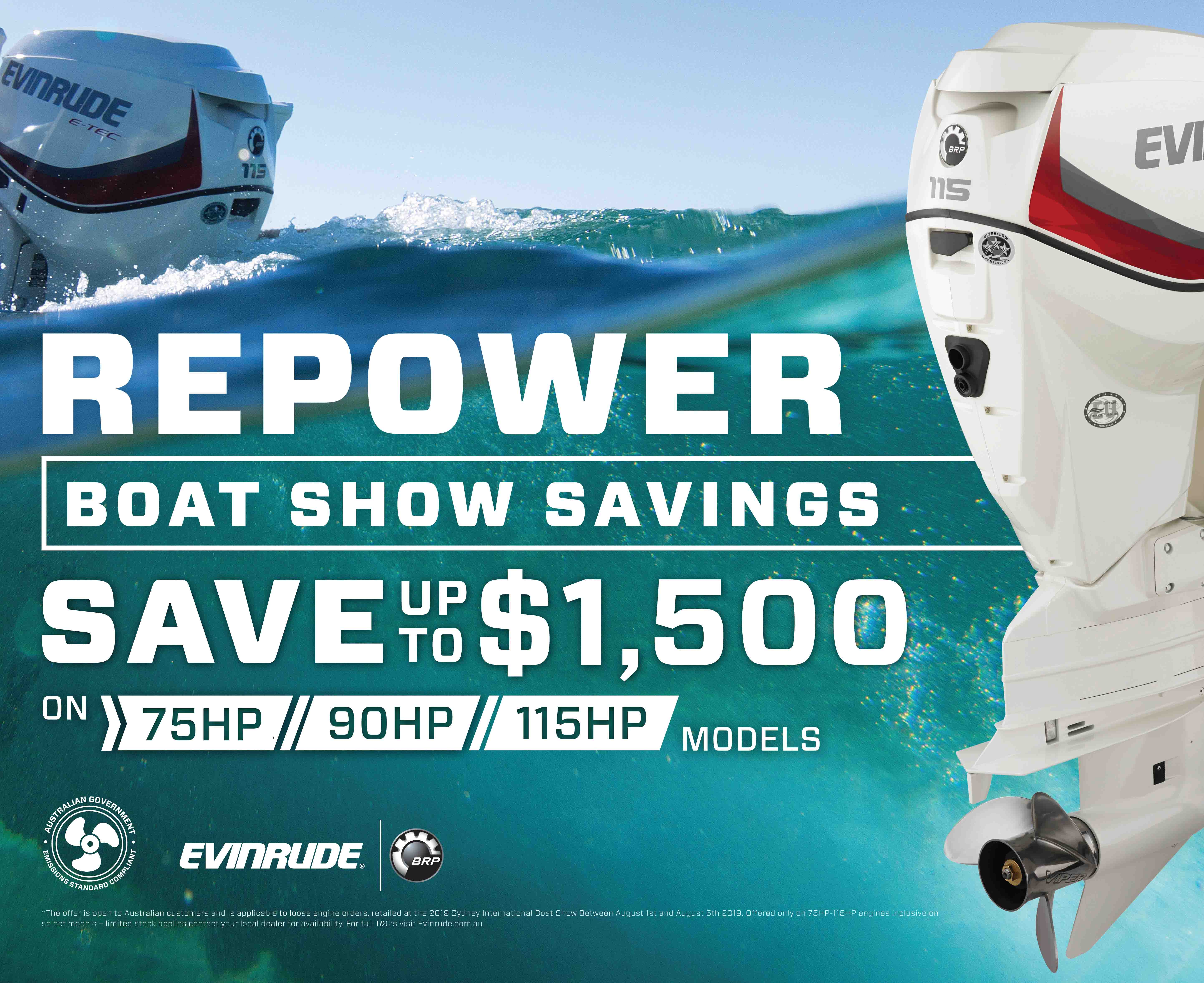 TELW_Sydney-Boatshow-Evinrude-Promotion-Floor-sticker%20(1)